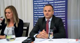 Mariusz Łuczkiewicz zaprezentował swój program wyborczy