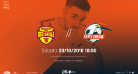 Starcie beniaminków Futsal Ekstraklasy. Orzeł jedzie do Chojnic
