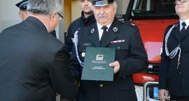 OSP Minkowice Oławskie z nagrodami za konkurs