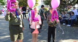 Marsz w walce z rakiem piersi i pamięcią o Eli Wojdyle