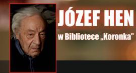 Spotkanie z Józefem Henem w Koronce