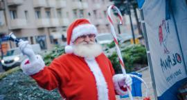 Na oławskim rynku trwa jarmark bożonarodzeniowy. Byliście już?