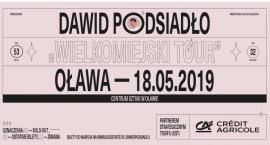 Dawid Podsiadło z nową płytą wystąpi w Oławie!