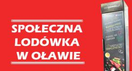 Powstanie społeczna lodówka w Oławie