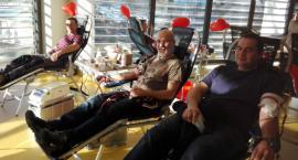 Mieszkańcy oddali 22,5 litra krwi