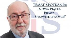 Poseł Jacek Świat przyjedzie do Oławy