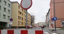 Uwaga kierowcy. Wrocławska zamknięta