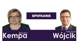 Beata Kempa i Michał Wójcik w Jelczu-Laskowicach