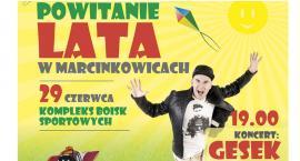 Wakacje w Marcinkowicach powita Gesek