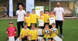 Drużyna AP Champions Oława zagrała z zespołami ekstraklasowymi