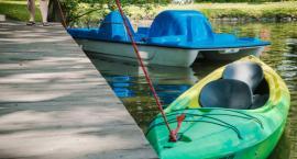 Popływasz na kajaku i rowerku wodnym