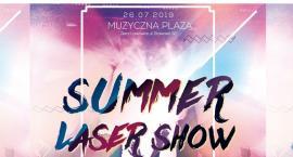 Summer Laser Show w Jelczu-Laskowicach
