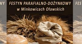 Minkowice Oławskie zapraszają na festyn