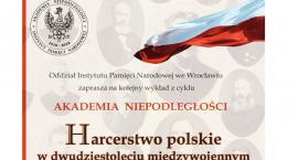 Kolejny wykład w ramach Akademii Niepodległości
