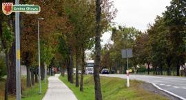 Chodnik łączący Stanowice z Oławą jest już otwarty