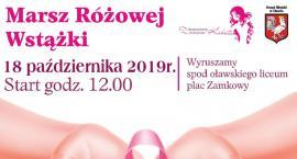 Przyjdź na marsz Różowej Wstążki