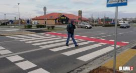 Mieszkańcy zadowoleni. Powstało nowe przejście dla pieszych