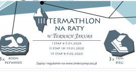 Zapisz się na trzeci Termathlon na Raty