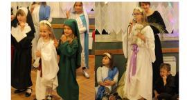 Dzieci bawiły się na balu Wszystkich Świętych