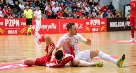 Reprezentacja Polski zagrała z Serbią