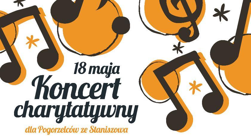Wydarzenia, Koncert Charytatywny Pogorzelców Staniszowa - zdjęcie, fotografia