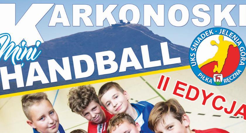 Piłka ręczna, Karkonoski Handball edycja - zdjęcie, fotografia