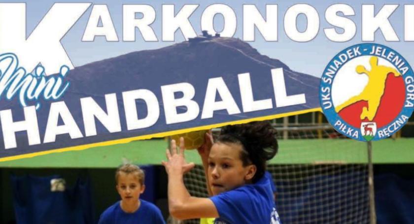 Piłka ręczna, Karkonoski Handball zgłoś swoją szkolną drużynę - zdjęcie, fotografia