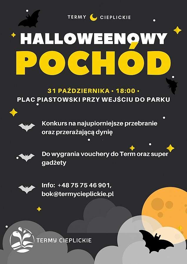 Event, Mroczny Pochód Halloweenowy tydzień! - zdjęcie, fotografia