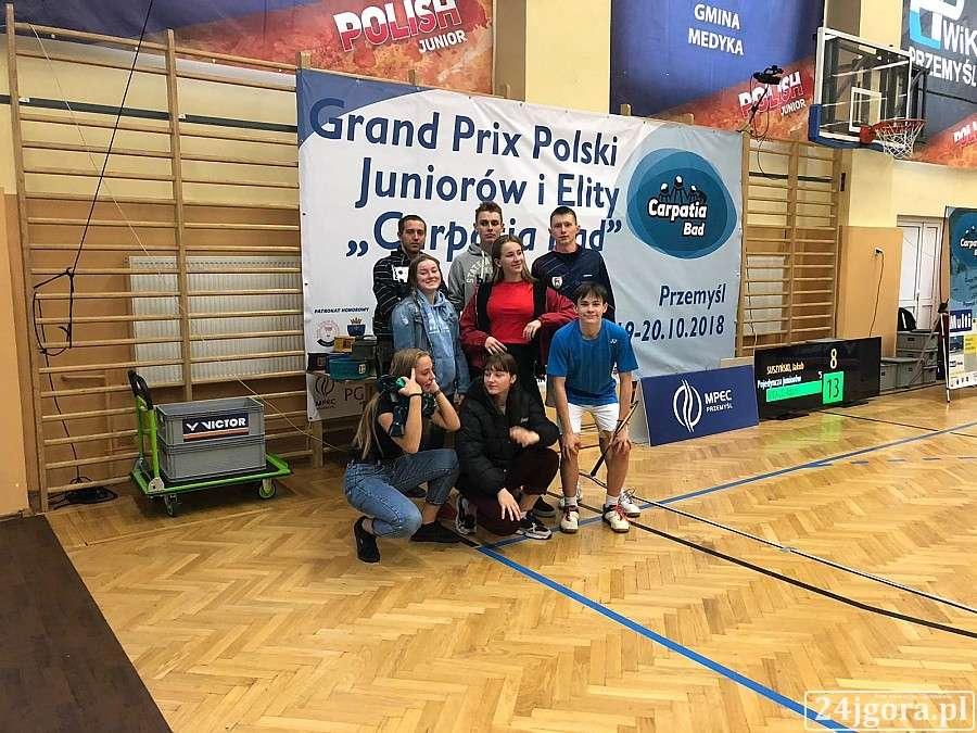 Inne, medale Grand Polski Juniorów Elity - zdjęcie, fotografia