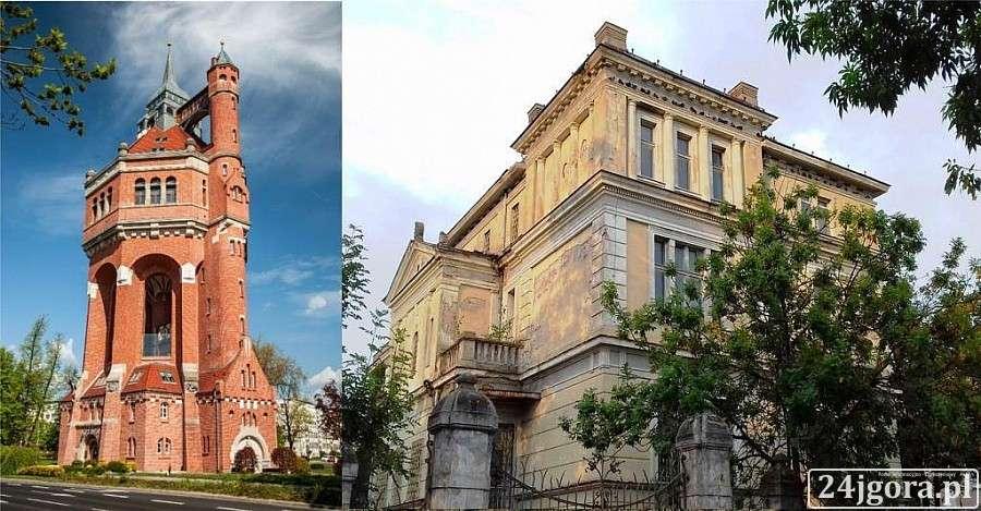 Turystyka, Wille elity dawnego Wrocławia - zdjęcie, fotografia