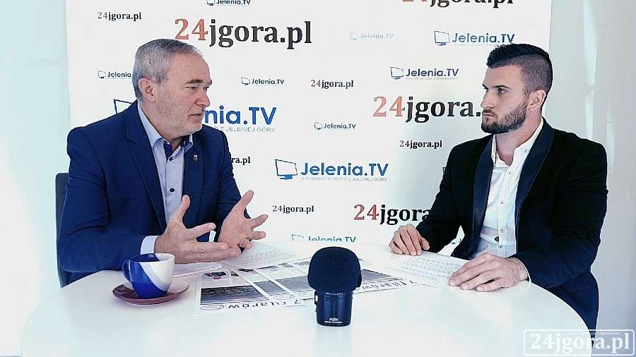 Wywiady, Mirosław kandydat Burmistrza Szklarskiej Poręby - zdjęcie, fotografia
