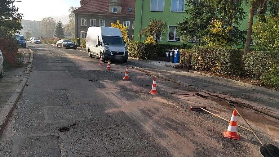 Kronika Kryminalna, Kolejna kradzież paliwa razem Wyspiańskiego - zdjęcie, fotografia