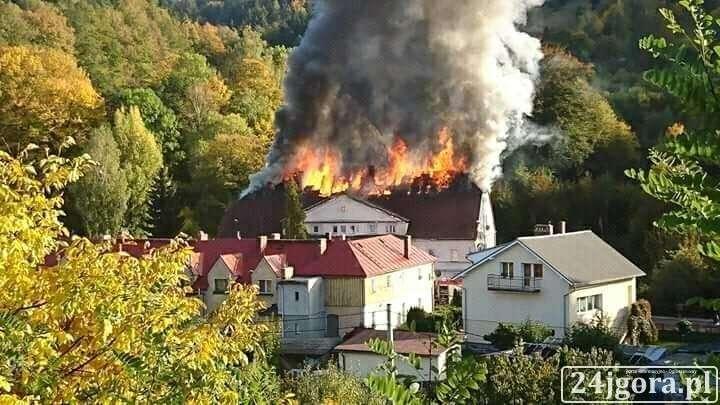 Pożary, Ogień strawił cały dobytek Pogorzelcy Piechowic potrzebują pomocy! - zdjęcie, fotografia
