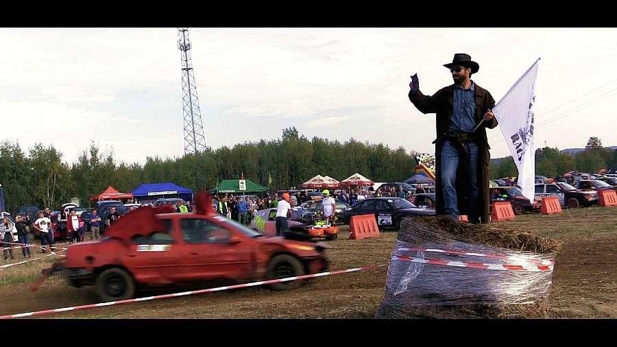 Sporty motorowe, Karkonosze Chuckiem Norrisem (VIDEO) - zdjęcie, fotografia