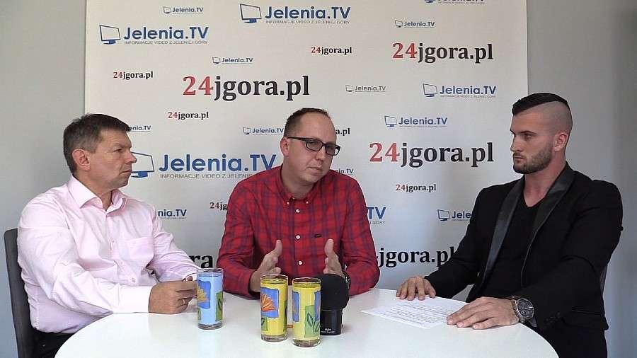 Wywiady, Jacek Kubielski kandydat burmistrza Piechowic (VIDEO) - zdjęcie, fotografia