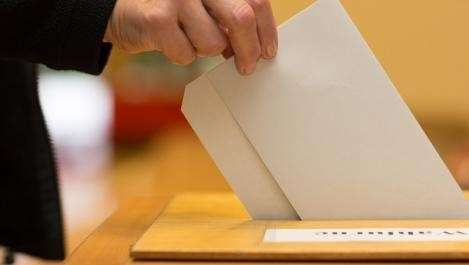 Samorząd, głosować instruuje głosować wyborach samorządowych głos ważny - zdjęcie, fotografia
