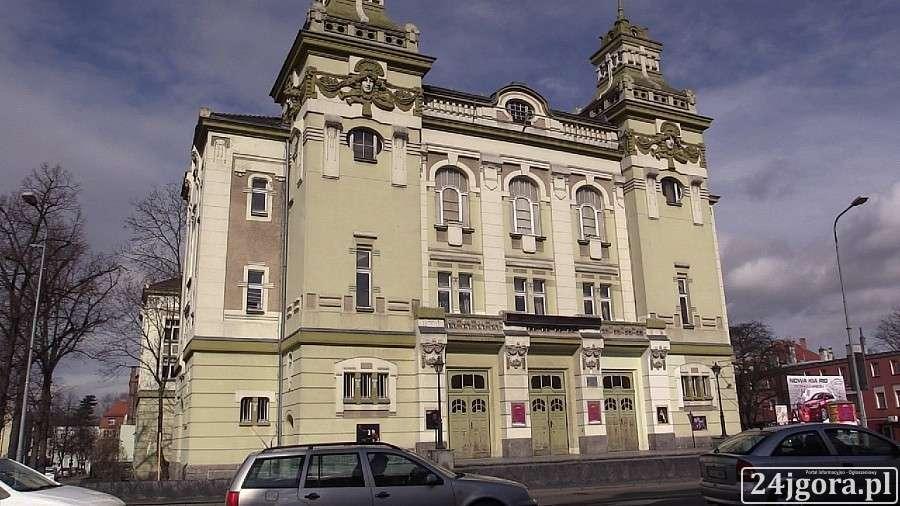 Inwestycje, Stanowisko Marszałka Województwa Teatru Norwida Jeleniej Górze - zdjęcie, fotografia