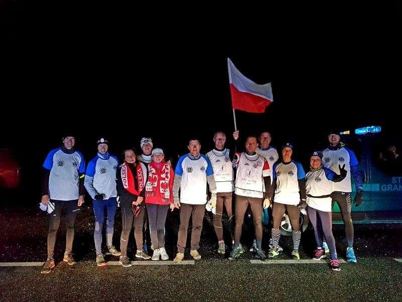Inne, sztafetowy Wokół Niepodległości - zdjęcie, fotografia