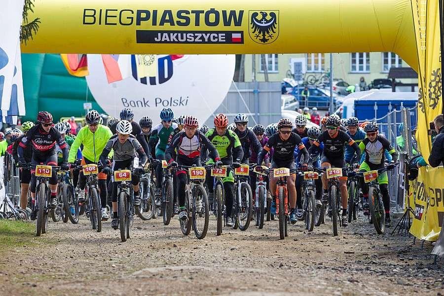 Inne, Rowerowy Piastów wyścig! - zdjęcie, fotografia
