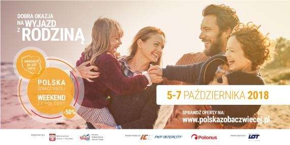 Turystyka, Polska zobacz więcej weekend pół - zdjęcie, fotografia