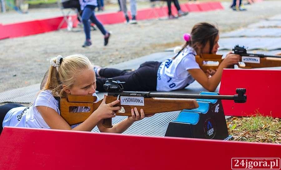 Wydarzenia, Biathlon każdego Piechowicach - zdjęcie, fotografia