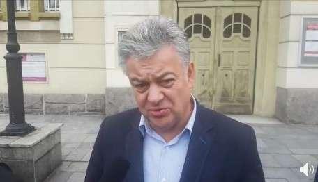 Samorząd, Wnioskują odwołanie Jerzego Łużniaka - zdjęcie, fotografia