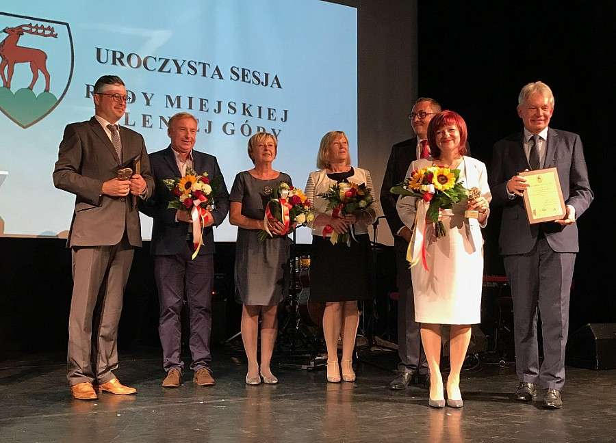 Samorząd, Uroczysta sesja Miasta Jeleniej Górze - zdjęcie, fotografia
