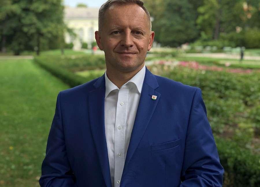 Samorząd, Hubert Papaj przystępuje ofensywy! - zdjęcie, fotografia