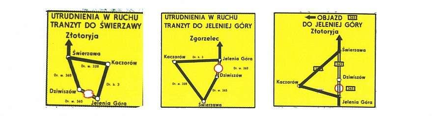 Komunikacja, Jutro zostanie zamknięta droga wojewódzka Dziwiszowie! - zdjęcie, fotografia
