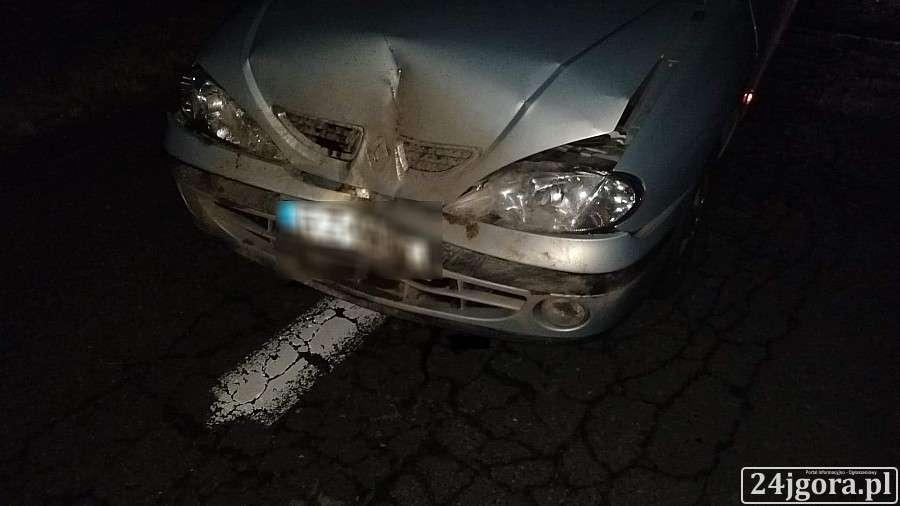 Wypadki drogowe, Uwaga dzikie zwierzęta! - zdjęcie, fotografia