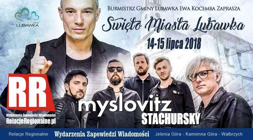 Event, Myslovitz Stachursky Święcie Miasta Lubawka - zdjęcie, fotografia