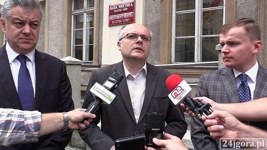 Ludzie, Krzysztof Mróz kandydatem Prezydenta Jeleniej Góry - zdjęcie, fotografia