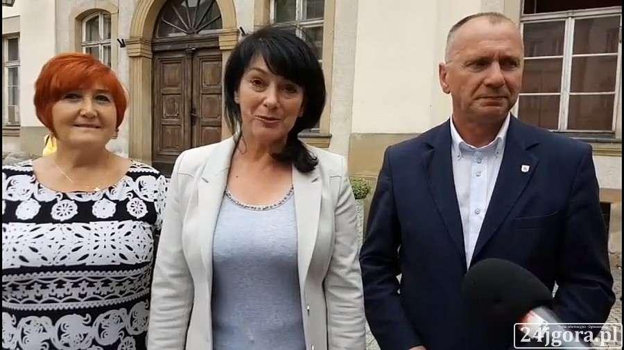 Samorząd, Razem Zmieniamy Jelenią Górę popiera Jerzego Łużniaka - zdjęcie, fotografia