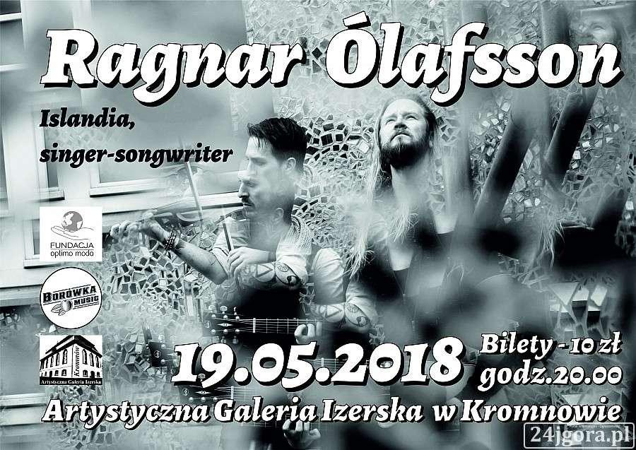 Koncerty, Koncert Ragnara Olafssona - zdjęcie, fotografia